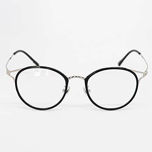 Alba Argent Noir -Sista & Bro Eyewear- Lunettes Repos anti l