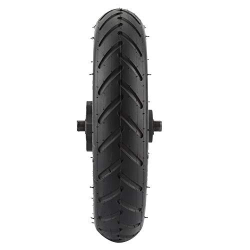 Rueda trasera, rueda trasera inflable, hecha de caucho y aleación de aluminio scooter eléctrico neumático