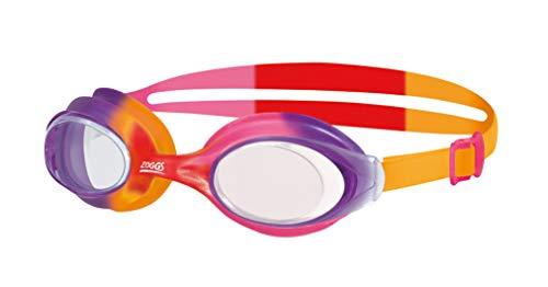 Zoggs Gafas de natación, Juventud Unisex, Púrpura/Naranja/Rosa/Claro, 6-14 años