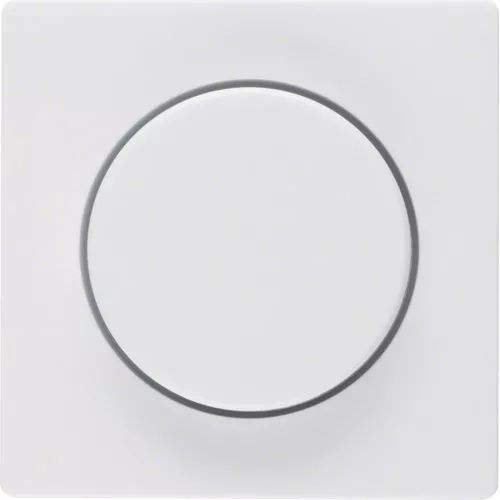 Hager 11376089 Montable Regulador de intensidad Blanco regulador - Reguladores (Regulador de intensidad, Montable, Giratorio, Blanco)