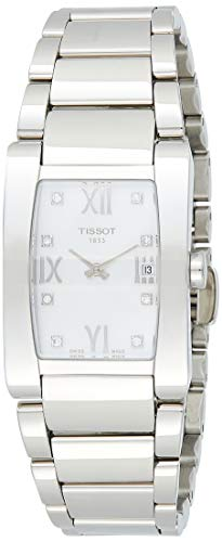 Tissot Women's T0073091111600 T-Trend Stainless Steel Bracelet Watch