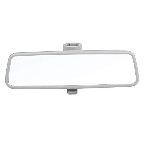 KIMISS Auto Rückspiegel Universal Innenspiegel Rückspiegel Weitwinkel Sicherheitsspiegel Zusatzspiegel für B5 MK4 99-05 3B0857511G(Silber)