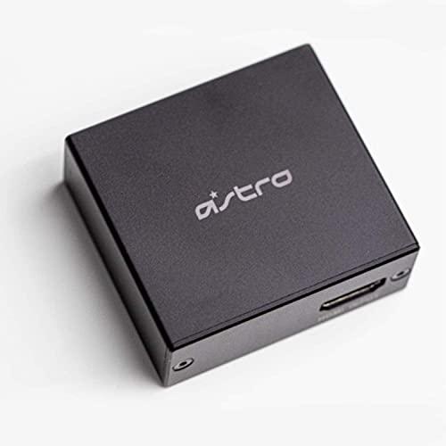 ASTRO Adaptateur HDMI pour PS5 avec équilibre Entre Le Son du Jeu et de la Voix Parfait, Compatible avec la Station d'Accueil A50, MixAmp Pro TR, Le Casque Gaming A20 sur PlayStation 5