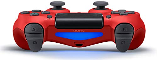 DualShock 4 Wireless Controller for PlayStation 4 - Magma Red