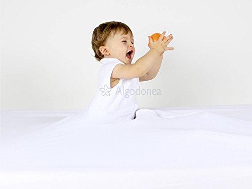 60x120 Cuna manuel gon/çalves carvalho S/ábana de Seguridad para Beb/és.