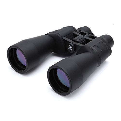 J-Love Binoculares con Zoom HD a Prueba de Agua 10-380X100 Binoculares de Aumento de visión Nocturna de Nivel Profesional para observación de Aves Concierto Viajes Alcance de Caza
