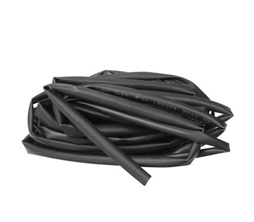 Kit di tubi termorestringenti 4 in 1 per isolamento elettrico, guaina termorestringente, 3 mm/4 mm/5 mm/6 mm in 4 misure