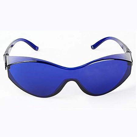 Gafas Protectoras Gafas Ipl para Ipl Beauty Operator Safety Protective Eye Red Laser Color Light Gafas De Seguridad Paciente Médico Amplio Espectro