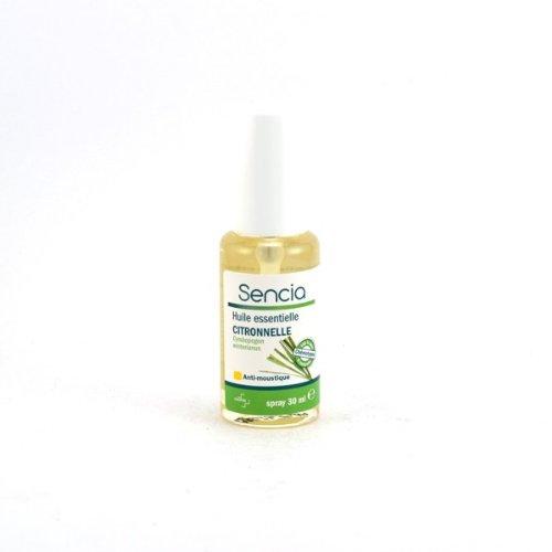 Sencia Citronela Spray 30 ml