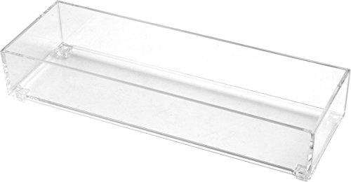 Home K2cajón Part, 190x 95mm, Transparente