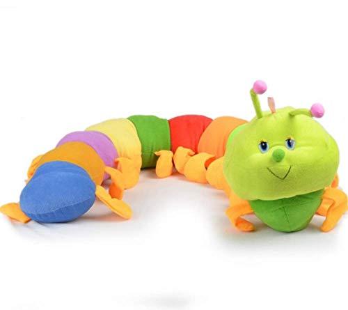 STM32 by ST Colorido Caterpillar ciempiés Big Bug Doll Regalo de San Valentín para niños Peluche