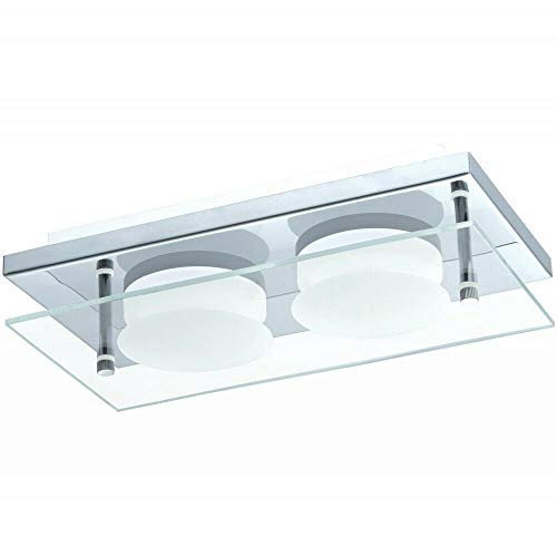 Eglo Aiola - Lámpara de techo led