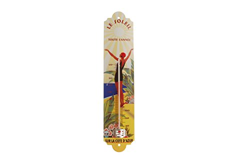 """French Classics Thermometer """"Soleil"""""""