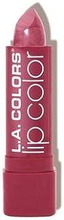 (6 Pack) L.A. COLORS Moisture Rich Lip Color - Pink-A-Boo (並行輸入品)