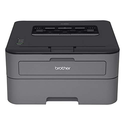 Brother HL-L2321D Single-Function Monochrome Laser Printer with...