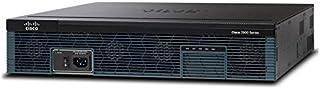 Cisco 2921 Router CISCO2921/K9 w/3 GE,4 EHWIC,3 DSP,1 SM,256MB CF,512MB DRAM,IPB