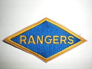 WWII US Army Ranger BATTALIONS Patch (Reproduction) by HighQ Store