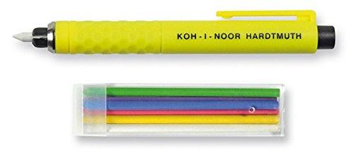 Koh-I-Noor 7 Stück Schneiderkreidestift Kreidestift grün Bild