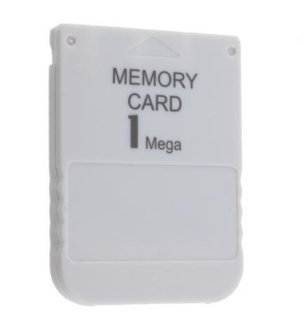 Speicherkarte für Playstation 1 PSX Psone PS1 Memory Card 1MB