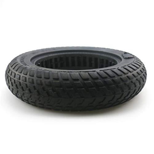 Sankuai Neumático de neumático de Scooter eléctrico de 10 Pulgadas para X-I-A-O-M-I M365 10 x 2/10 x 2.5 Neumáticos de Ruedas de Goma de neumático de neumático sólido para M365 M365 Pro