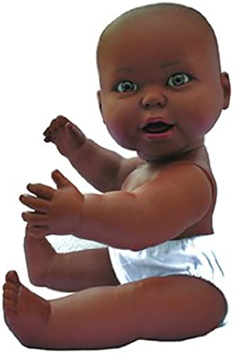 Get Ready 852GN 17,5 in. Baby Doll, African American