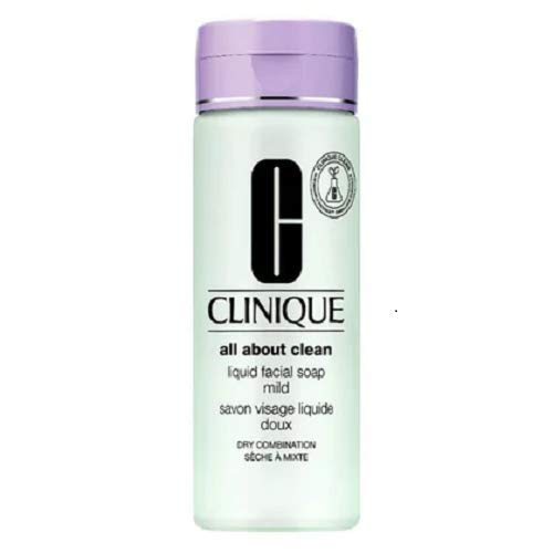 Clinique - Jabón Facial Líquido Suave, 200 ml