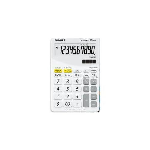 Sharp EL M332B White Calcolatrice