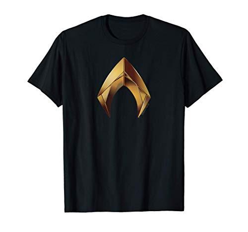 DC Comics Aquaman Emblem Camiseta