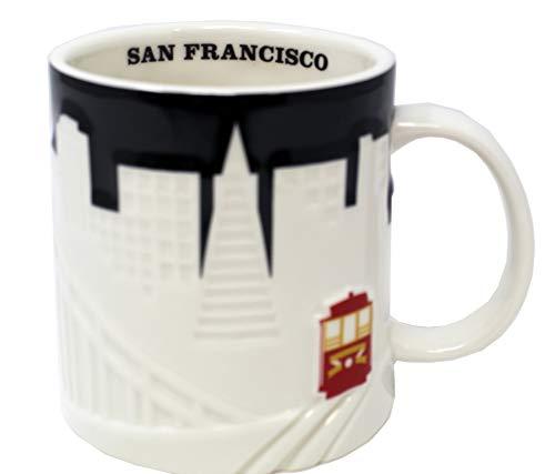 Starbucks Coffee Company Collector Series San Francisco Mug