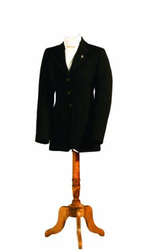 Caldene Herren Wessex Semi Hunt Coat, Herren, Schwarz, 8