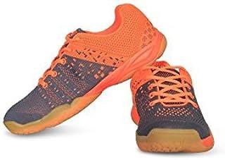 Vector X Cs-2030, Men's Badminton Shoes, Multicolour (Grey/Orange), 40 EU