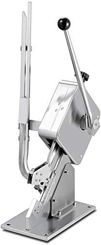SUSEMSE Salsiccia Clipper Clipping Machine, U-Shape Salsiccia Sealing Machine,Legatrice per supermercato Food Processing Factory