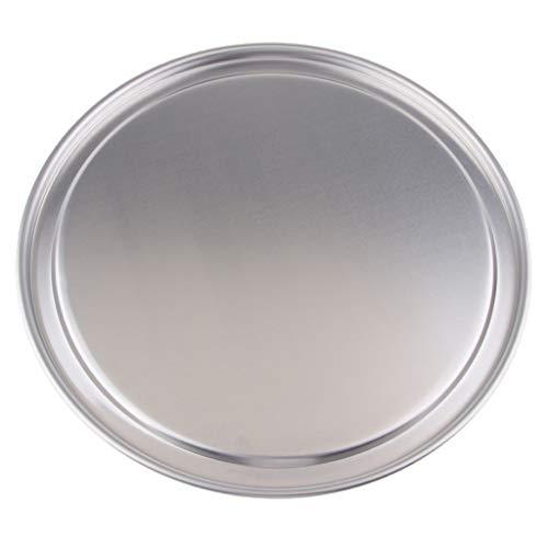 Coperchio per Piatto Crisp per Forno de Microonde, in Lega di Alluminio, Resistente E Facile da Pulire - 6 Taglie - 12 Pollici
