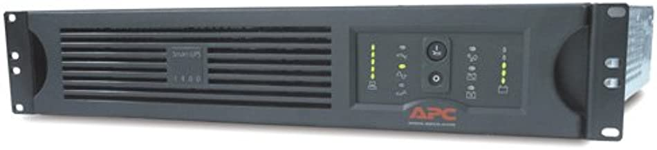 APC SUA1000RM2U Smart-UPS 1000VA 120V USB/Serial 2U Rackmount UPS System (Discontinued by Manufacturer)