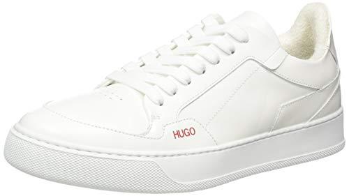 HUGO Damen Vera Lace C Sneaker, White100, 40