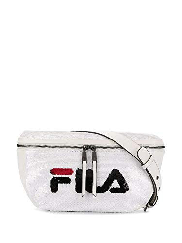 Luxury Fashion | Fila Dames 685201M67 Wit Polyester Heuptas | Lente-zomer 20