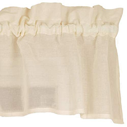 Country House Collection 30395 Farmhouse Valance, 72-inch Length