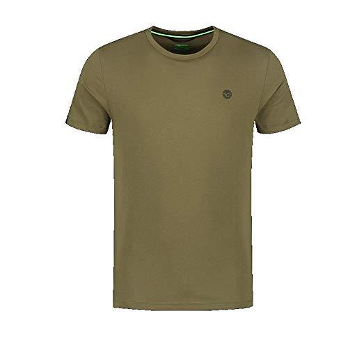 Korda T-Shirt à col Rond Olive
