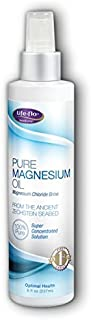 Pure Magnesium Oil Life Flo Health Products 8 oz(236.6 ml) Oil