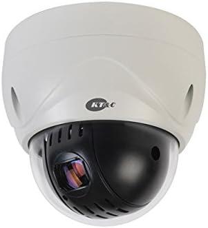 KT&C Surveillance Camera - Color, Monochrome - 30x Optical - Super HAD CCD ll - Cable KPT-SPDN300NUCH