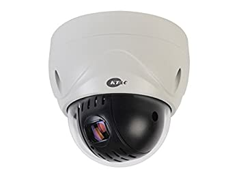 KT&C Surveillance Camera - Color Monochrome - 30x Optical - Super HAD CCD ll - Cable KPT-SPDN300NUCH
