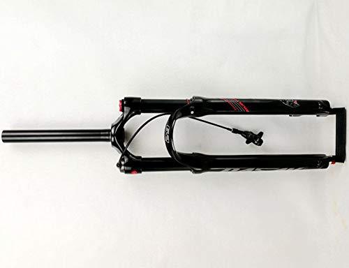 Sonwaohand mountainbike-pneumatische schokdempervork vorkschouder-stuurlijn bestuurd dempingsschildpad verstelbaar 26/27,5/29 inch