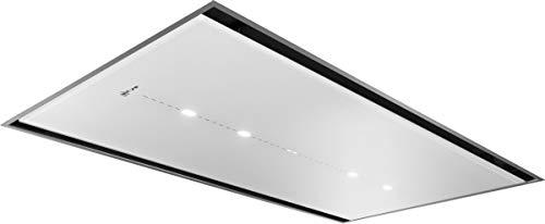 Neff I95CBS8W0 Dunstabzugshaube N70 / 90 cm / Abluft oder Umluft / A / HomeConnect  / Dimm-Funktion /weiss