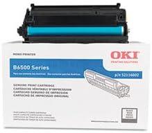 Okidata MICR B6500 Series Hi Yield Print Cartridge (19000 Page Yield) (52116002)