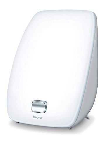 Beurer TL 41 Lampe de Luminothérapie - 10.000 Lux - Simulation de la Lumière du Jour pour le Bien-être du Corps et de l'Esprit - Technologie LED sans UV - Parfait pour la Maison ou le Bureau