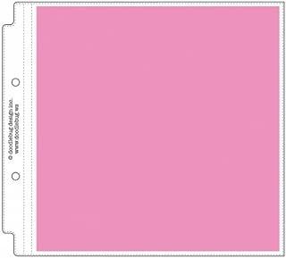 Doodlebug DB3497 Doodlebug Page Protectors 8X8 12/Pkg-(1) 8X8 Pocket