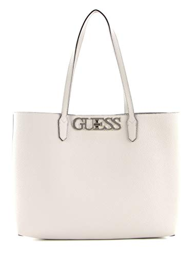 Guess Uptown Chic Barcelona Tote Stone/Silver