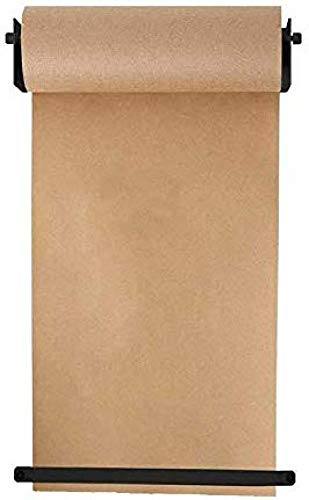 YXIAOL Gadgets Montado En La Pared Papel Kraft Rollo De Papel Holder Dispensador De Papel para Oficina Casa Y Café Tienda,60cm