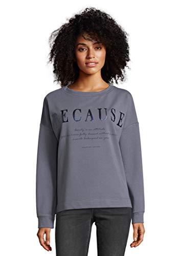 Cartoon Damen 2002/7006 Sweatshirt, Blau (Smoke Blue 8429), (Herstellergröße: 38)