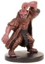 D & D Minis: Half-Orc Monk # 33 - Harbinger